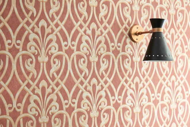 London wallpapers erfgoed behang