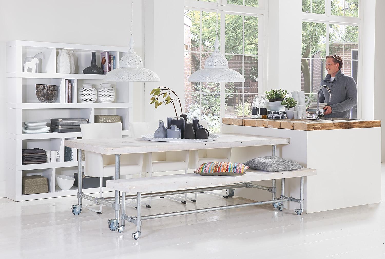 Goossens keuken eettafel interieurinspiratie 2014