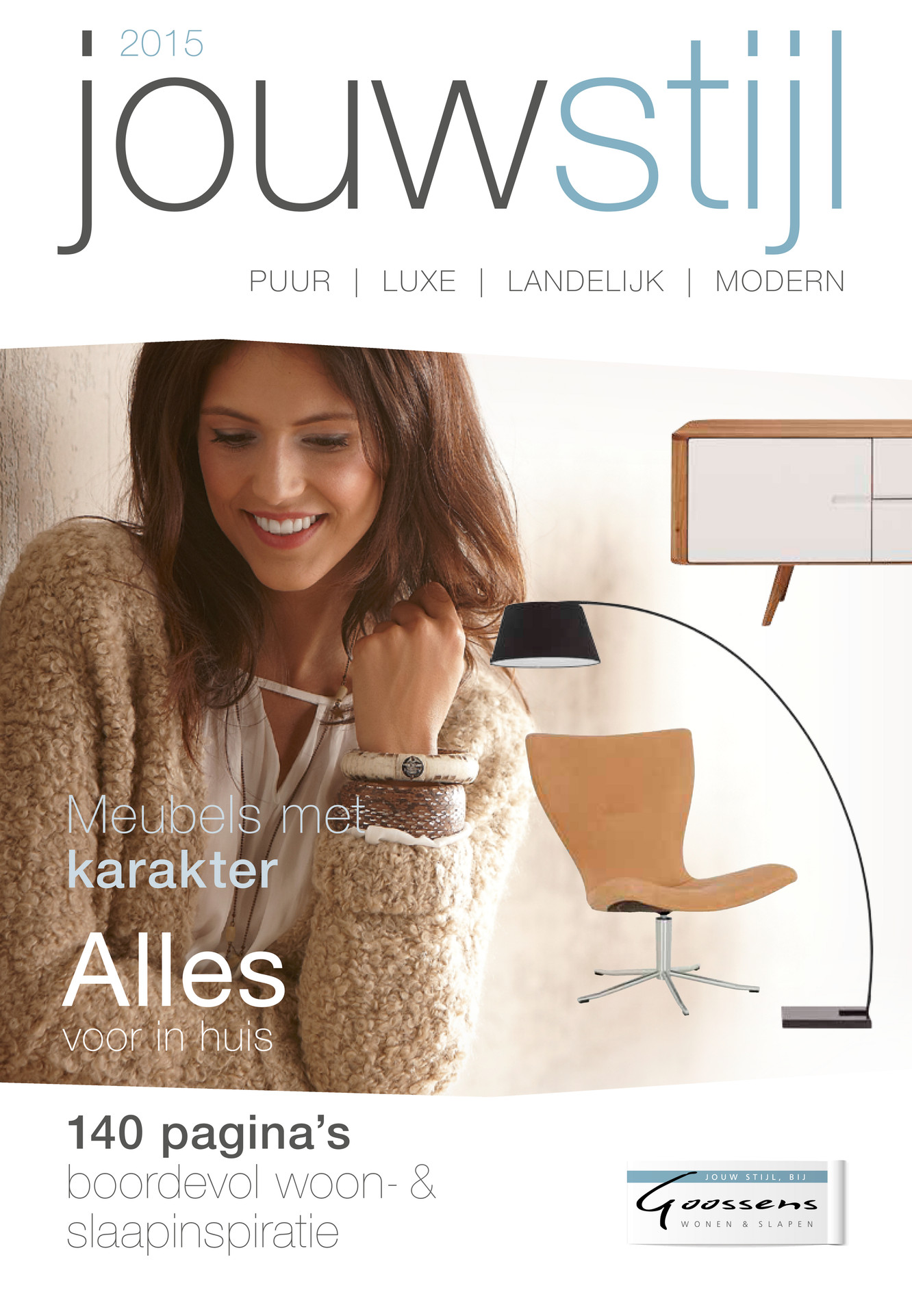 Goossens woonmagazine 2015