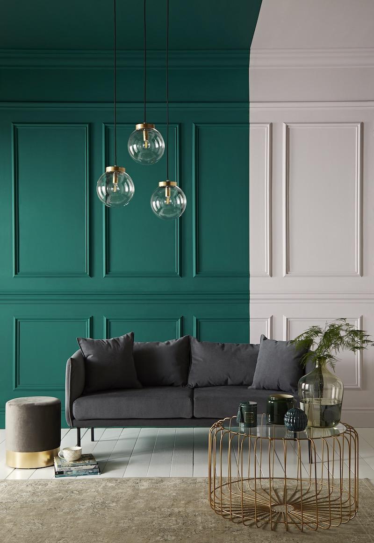 Graham Brown nieuwe kleuren verf #interieur #interieurinspiratie