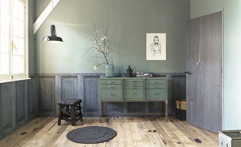 Een stoere look met behang van graham brown nieuws startpagina voor interieur en wonen - Graham en bruine behang ...