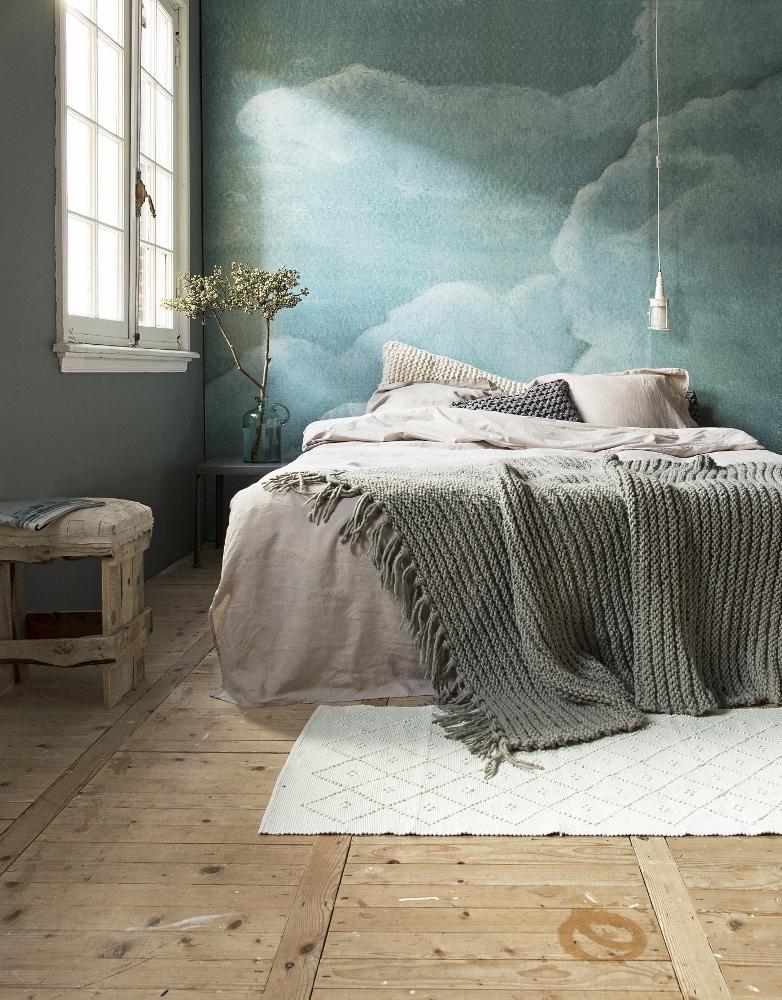 Een stoere look met behang van graham brown nieuws startpagina voor interieur en wonen - Kamer kleur idee ...