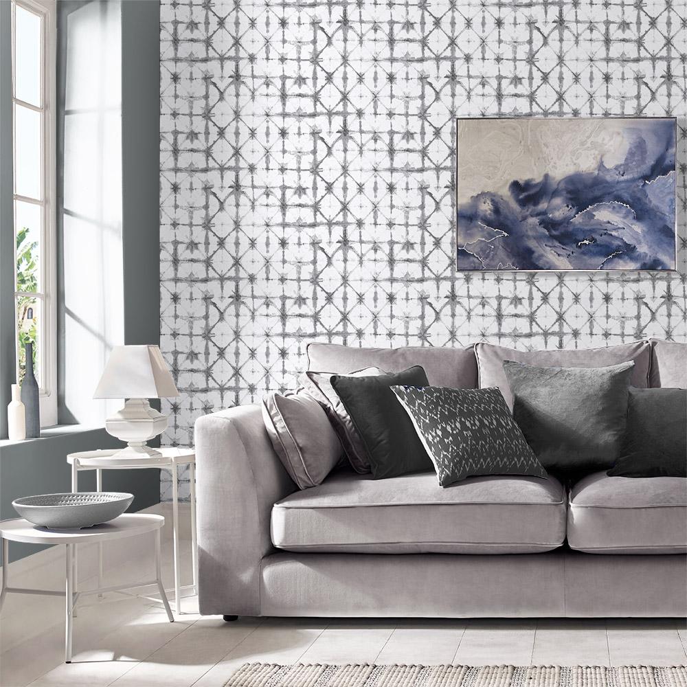 Kleuren woonkamer #woonkamer #interieur #kleur #behang
