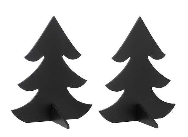Kerstboompjes decoratie hema