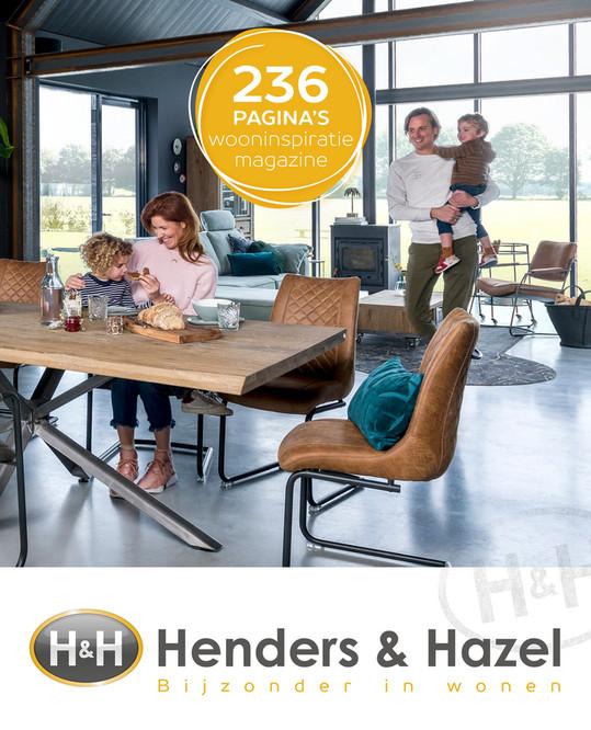 Henders & Hazel catalogus wooninspiratie #interieur #wooninspiratie #interieurinspiratie