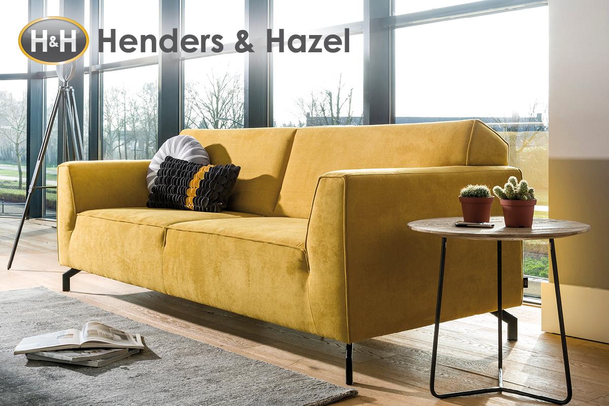 Henders & Hazel 2-zits bank Novara. op 21 maart geven we deze bank gratis weg aan de winnaar van onze winactie #winactie #hendershazel #zitbank #interieur