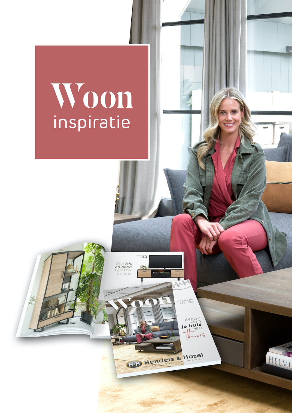 Woon inspiratie magazine Henders & Hazel