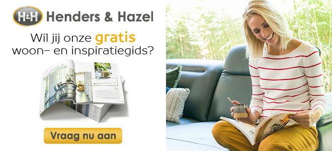 Henders & Hazel gratis woon- en inspiratiegids #woonideeen #wooninspiratie #interieurinspiratie #meubels #hendershazel #interieur