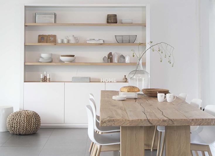 wandkast idee woonkamer gehoor geven aan uw huis