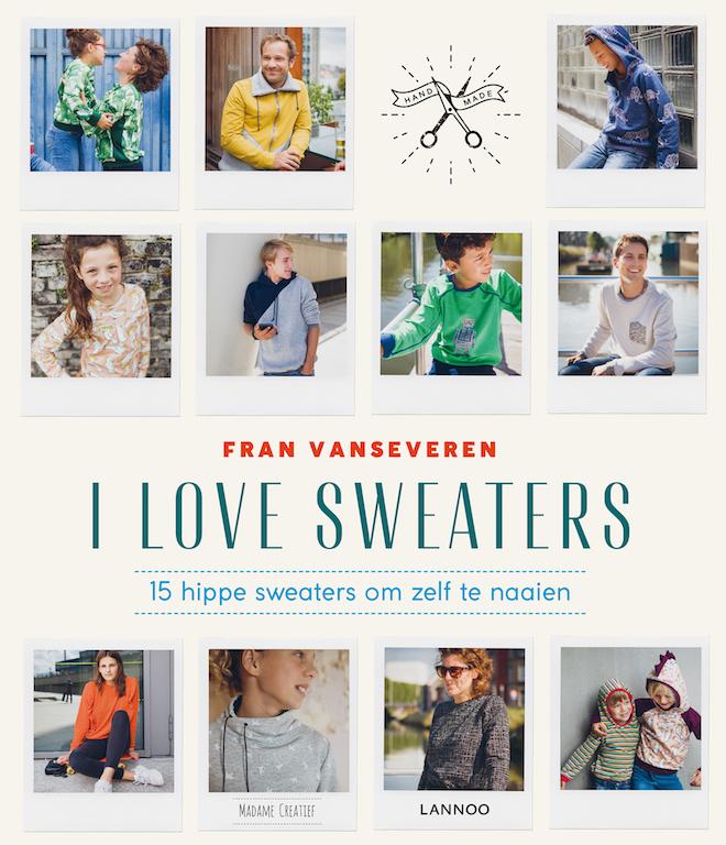 Boek: I love sweaters