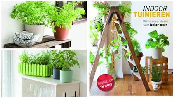 Boek indoor tuinieren