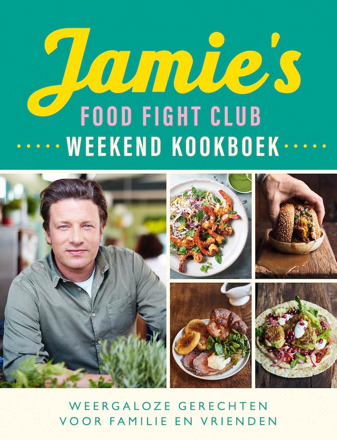 Jamies food fight weekend kookboek
