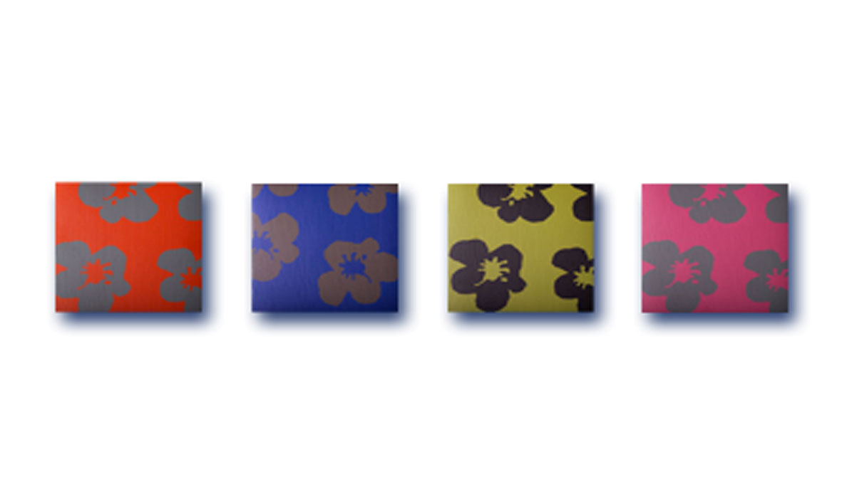 Patronen van de Kewlox Designerkasten