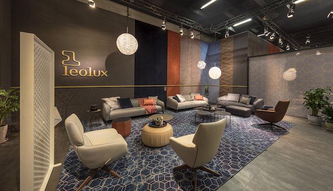 de aanpassing van de koers was afgelopen jaar al ingezet als strategic creative director stuurde ontwerper edward van vliet het merk leolux in de richting