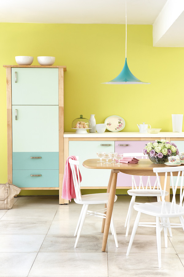 Little Greene keukenverf