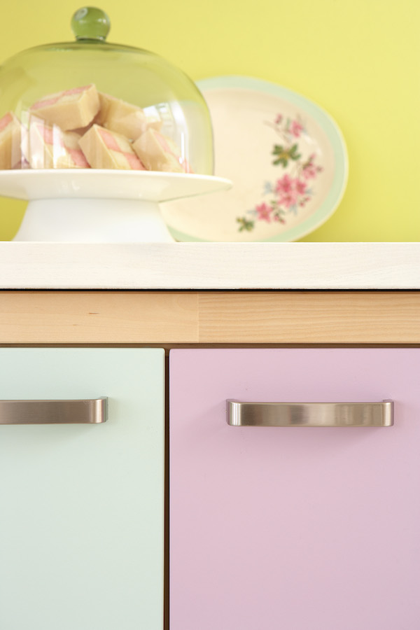 Little Greene kitchen paint