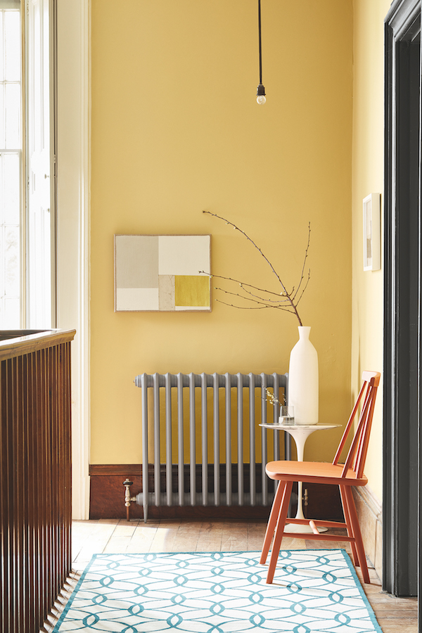 Light gold urban grey Little greene