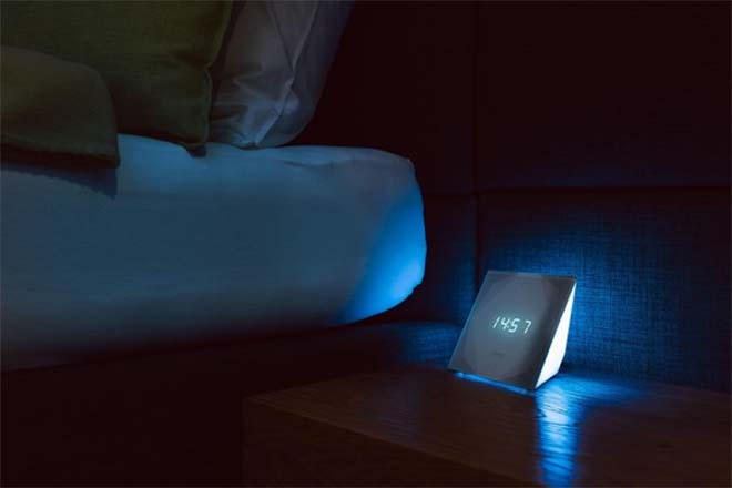 Loxone touch nightlight