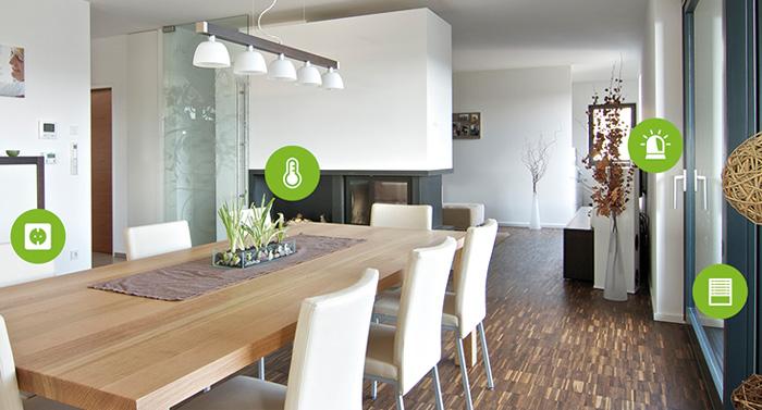 Houd je huis veilig tijdens de vakantie met je Loxone Smart Home #inbraakpreventie #vakantie #loxone #smarthome
