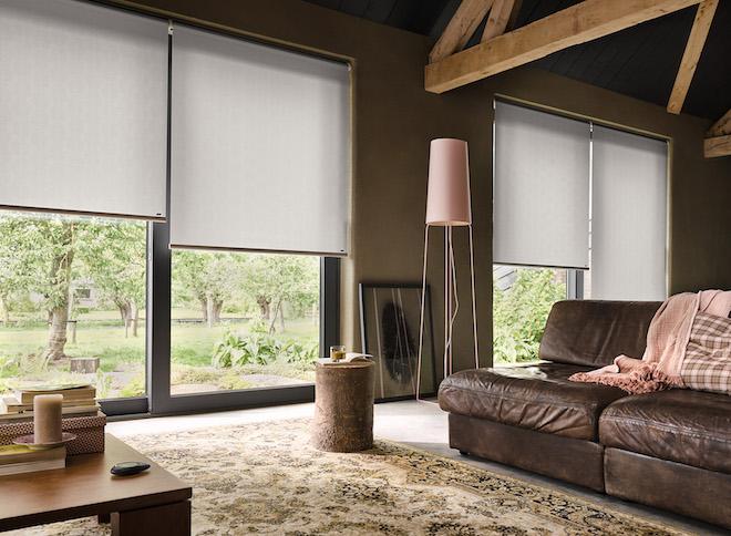 Luxaflex de natuur in huis