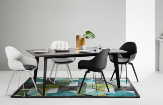 Designtrends collectie Made tafel Boone #interieur #design #interieurdesign #trends