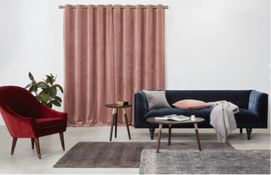 Designtrends roze fluweel Julius collectie Made #interieur #design #interieurdesign #trends