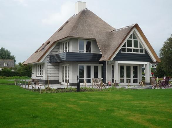 Van bouwkavel tot droomhuis nieuws startpagina voor interieur en wonen idee n uw - Buitenkant thuis ...