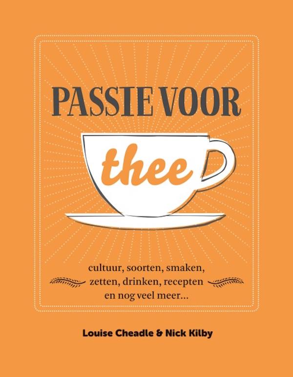 Boek passie voor thee