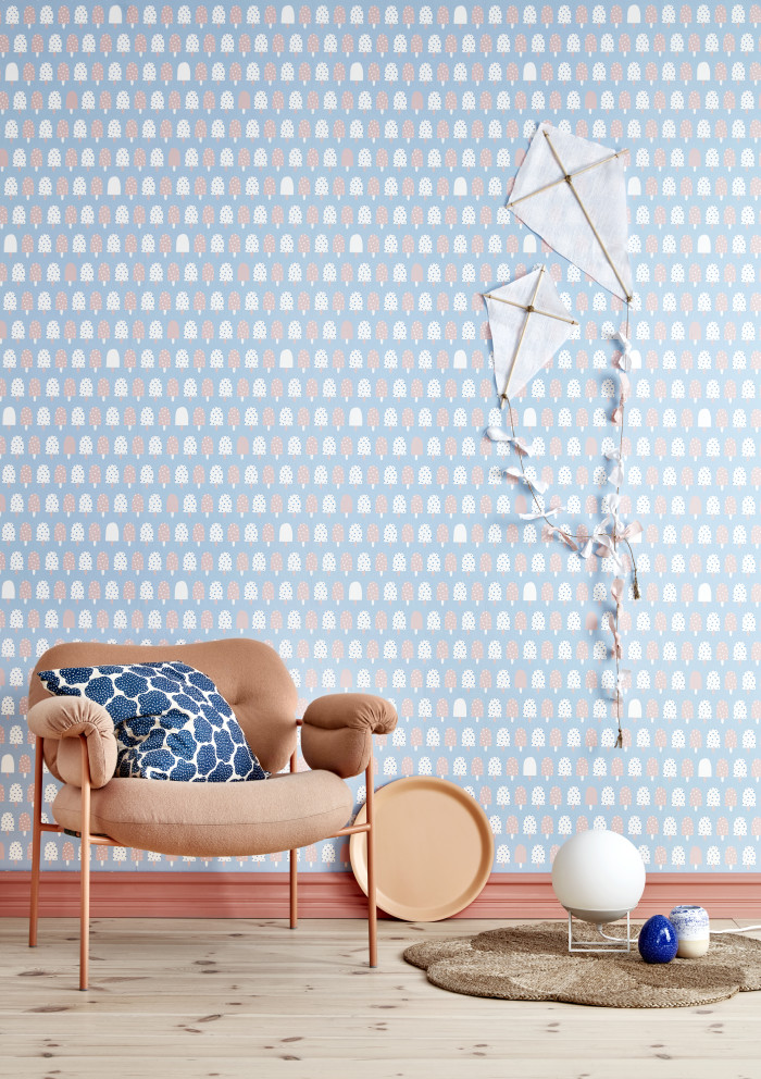 Photowall behang kinderkamer Ice Cream