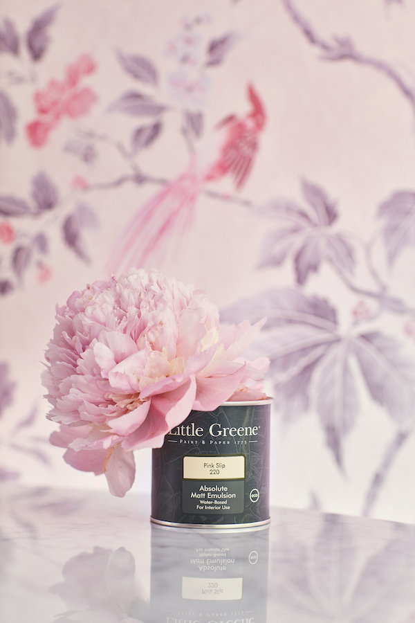 Wallpaper little greene