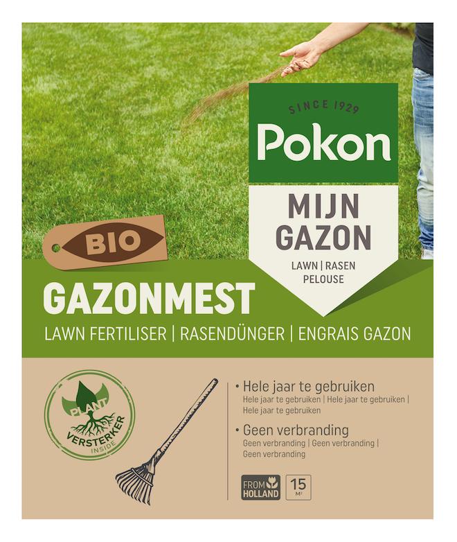 Kon bio gazon voeding