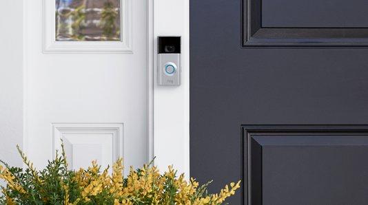 Tips om je huis te beveiligen tijdens de vakantie. Video deurbel van Ring #inbraakpreventie #ring #deurbel #videodeurbel #vakantie
