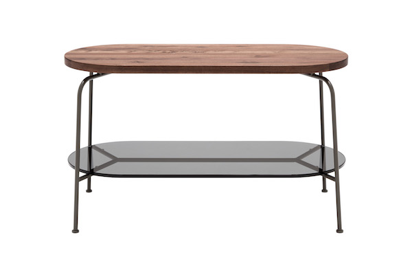 Ovale salontafel rolf benz