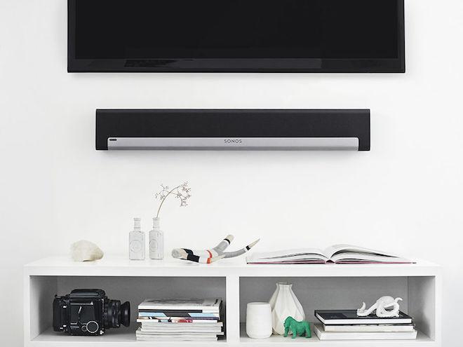 Sonos Playbar prijzen verlaagd tijdens black friday #interieur #blackfriday #sonos