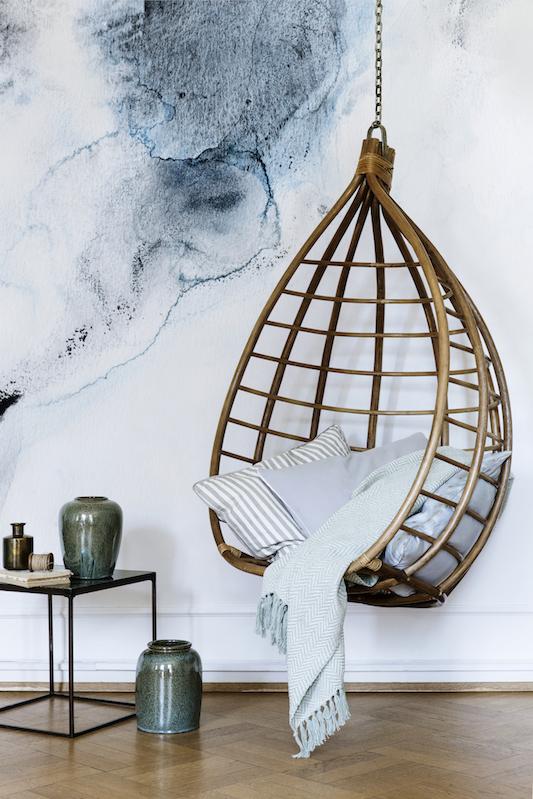 Rotan hangstoel Broste Copenhage