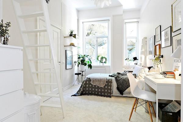 Scandinavische Slaapkamer Ideeen : Zweedse slaapkamer ideeën inrichting huis