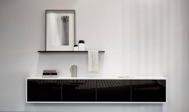 Puur design zwevend dressoir van siematic nieuws interieur en