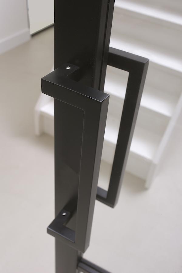 Smalle deurstijlen