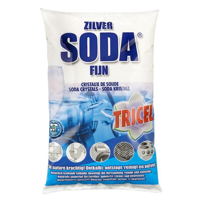 ode aan soda