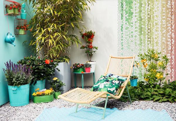 Hysterische tuin 2016