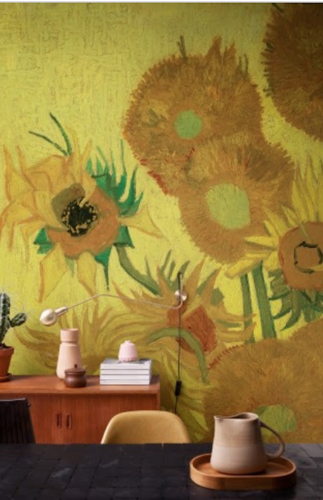van Gogh at home