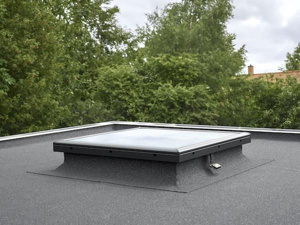 Velox lichtkoepel dak