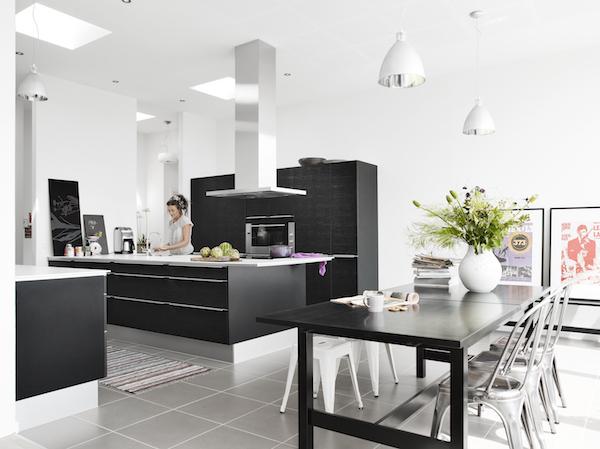 Velox lichtkoepel keuken