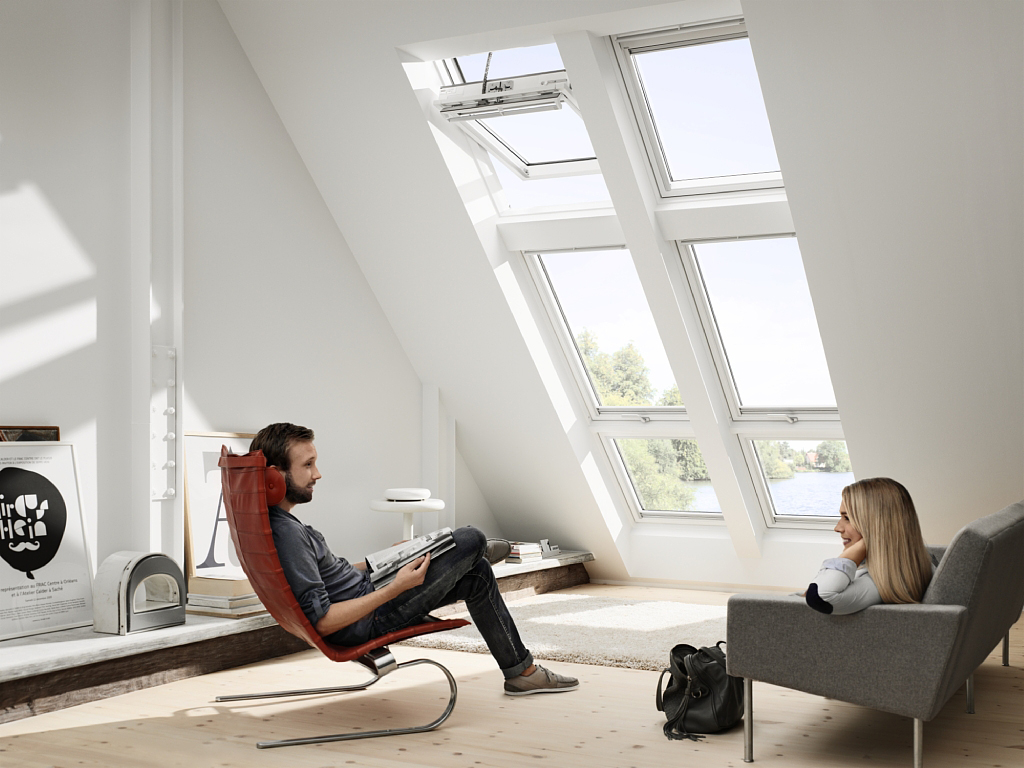 Integra intelligent dakraam | VELUX