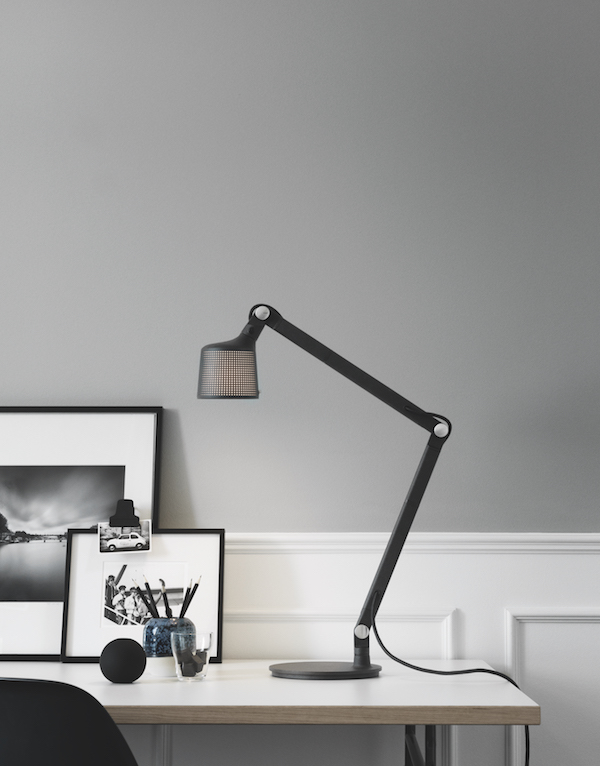 Tafellamp vipp