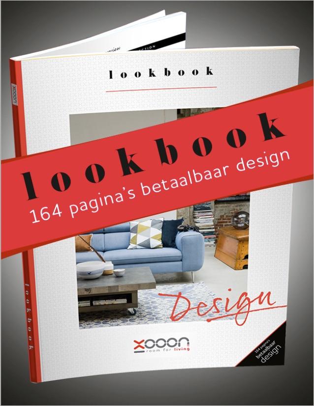 Vraag het nieuwe Xooon lookbook gratis aan. Boordevol interieurinspiratie en betaalbare design voor het interieur