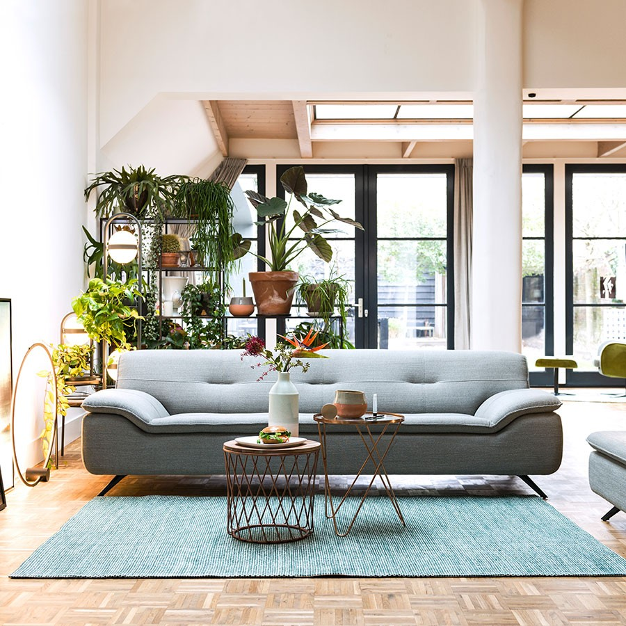 Interieur met Xooon designsofa Odense #interieurinspiratie #interieur #zithoek #sofa #zitbank #xooon #meubels