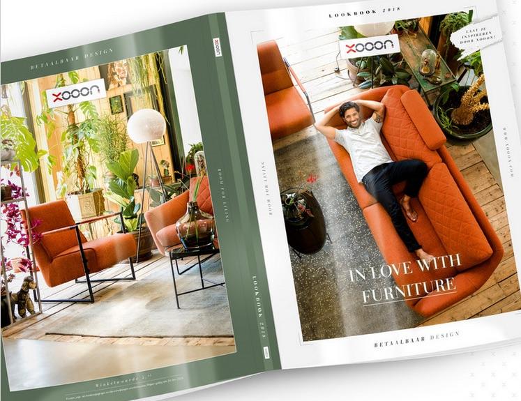 Xooon lookbook interieur. Vraag het nieuwe lookbook bomvol interieurinspiratie nu aan #interieurinspiratie #interieur #xooon #meubels