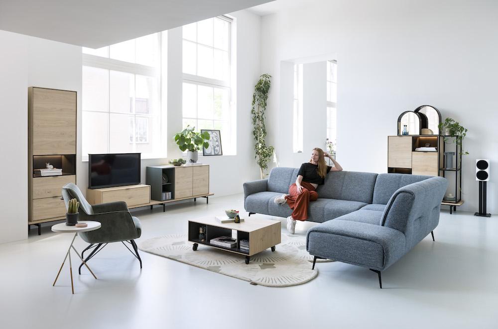 XOOON meubelen interieur. Vraag het gratis lookbook aan #Xooon #lookbook #designmeubelen #interieur