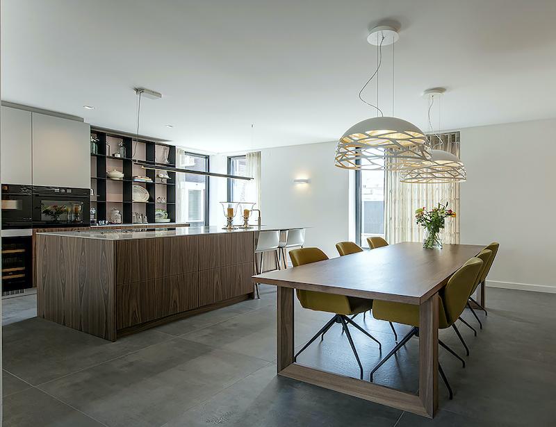 Luxe woonkeuken. Interieur architectuur Doreth Eijkens. Fotografie Studio 1974 #interieur #interieurarchitectuur #studio1974 #doretheijkens